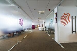 Glass Wall Services by KOVA Partitions