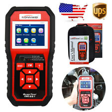 US KONNWEI KW850 Pro Car SUV OBD2 OBDII EOBD Diagnostic Scanner Code Reader 12V