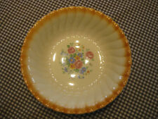 Vintage Homer Laughlin Serving Bowl China Dinnerware Collectible Usa H 48 N 8