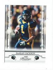 2008 Playoff Prestige #128 DeSean Jackson RC Rookie Eagles Redskins Cal