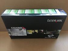 Original Lexmark Toner C5340MX magenta für Drucker C534 mit Rechnung