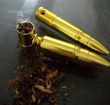Weed Pipe Tobacco Bullet Shape Marijuana Pot Weed Cool Bullet Pipe 🇨🇦 seller