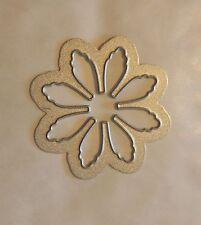 Sizzix Die Cutter  FLOWER FLOWERS Thinlits fits Big Shot Cuttlebug