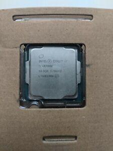 Intel Core i7-8700K Processor Delidded Liquid Metal 4.9ghz Coffee Lake LGA1151