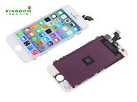Replacement LCD Touch Screen Digitizer Glass Assembly For Apple iPhone 5S White