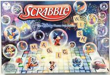 USAOpoly Board Game Scrabble - The Disney Theme Park Ed Fair