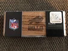 Picnic Time Buffalo Bills - Elan Legacy Corkscrew in Bamboo Case Brand New