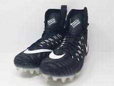 Nike Force Savage Elite TD Lineman Football Cleats Black White 857063-011 Sz. 11