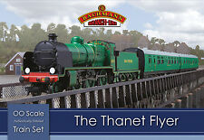 30-165 Bachmann The Thanet Flyer Model Train Set OO Gauge DCC Ready New Boxed