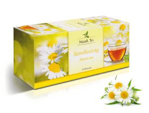 Camomile Chamomile Herbal Natural Premium Herbaria Tea - 25 Teabags