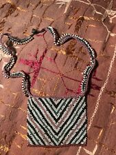 Antique South African Xhosa Tribe Beaded Cache-Sexe