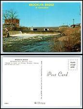 CONNECTICUT Postcard - Danielson, Brooklyn Bridge Q6
