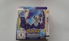 Pokemon MOND Fan Edition mit Steelbook Spiel für Nintendo 3DS NEU +OVP NEUWARE