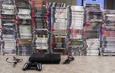 Sony Playstation 3 Super Slim Launch Edition 12 GB Black Console  with games PS3