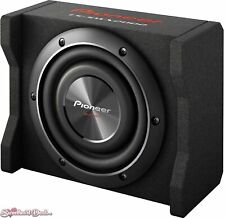 "Pioneer TS-SWX2002 8"" Shallow-Mount Pre-Loaded Enclosure Subwoofer"