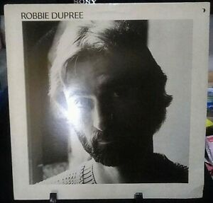 ROBBIE DUPREE Debut Self-Titled Album Released 1980 Vinyl Collection USA