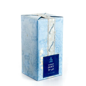 Guerlain Jicky 2.7OZ Parfum Extrait Perfume Sealed Flacon Carre Box Vintage 1940