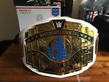 WWE Intercontinental Commemorative Championship Belt