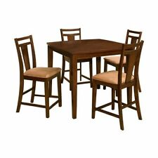 Oval pub table dining furniture sets ebay square pub table dining furniture sets watchthetrailerfo
