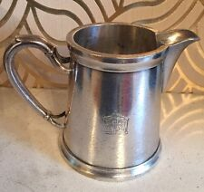 Fabulous Vintage Crystal Palace Silverplated Potter 37Cl Jug