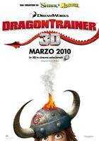 POSTER HOW TO TRAIN YOUR DRAGON TRAINER #2