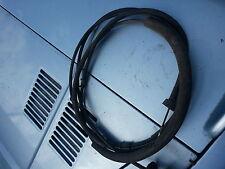 TOYOTA MR2 MARK 1 AW11 4AGE speedo throttle accelerator speedometer cable