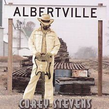 Corey Stevens: Albertville  Audio CD