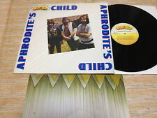 APHRODITE'S CHILD-ST  Rare Italian Super Star Label  LP