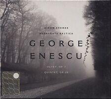 GIDON KREMER KREMERATA BALTICA - George Enescu Octet Op.7 - CD 2002 SEALED