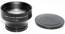 Canon tele converter C-8 aggiuntivo grandangolare 1,4x 67mm. per fotocamere