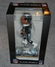 LOS ANGELES RAIDERS BO JACKSON #34 RETIRED PLAYER NFL FOOTBALL BOBBLEHEAD