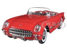 1953 CHEVROLET CORVETTE RED 1:32 DIECAST MODEL CAR SIGNATURE MODELS 32429