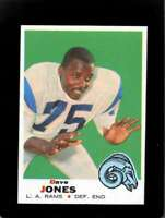 1969 TOPPS #238 DEACON JONES EXMT LA RAMS HOF *SBA2850