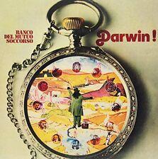 Banco Del Mutuo Soccorso - Darwin LP Vinyl RCA RECORDS LABEL