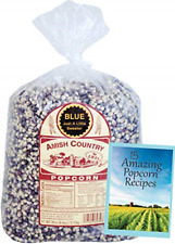 Amish Country Popcorn - 6 Lb Blue Kernels - Old Fashioned Non GMO Gluten Free...