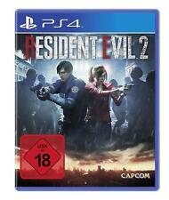 Resident Evil 2 - 100% UNCUT  Ps4 Spiel *Deutsche Version Neu/Lieferbar