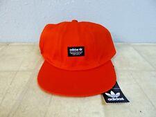 NEW- ADIDAS MEN'S MOD6 PANEL HAT, ONE SIZE FITS MOST, DM7886,ORANGE -$30.00