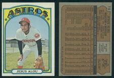 (52896) 1972 Topps 716 Jesus Alou Astros-EM