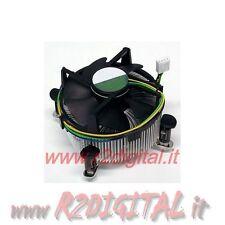 Disipador CPU Intel Soket 775 aluminio V235 Silent Core 2 duo dual Quad P4