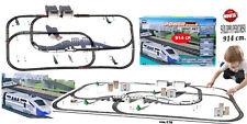 Pista Treno Elettrico Pista dei treni a batteria per bambini treno freccia 322-5