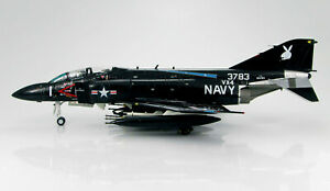 "Hobby Master 1/72 HA1923 F-4J Phantom II USN VX-4 ""Vandy 1"" Pre-owned Mint"