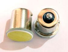 2 X COB CHIP LED Turn Indicator bulb For All Bikes & Cars, Super Bright - WHITE
