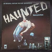 HAUNTED soundtrack LP Lor Crane 70s slasher horror EX/NM unplayed 1st press rare