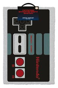 NINTENDO (NES CONTROLLER) DOOR MAT *OFFICIAL - FAST UK DISPATCH*