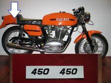 Ducati single bevel 250 350 450 DESMO stickers adesivi Scrambler Köwe