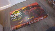 Vintage Jurassic Park Board Game 1992 Parker 100% Complete