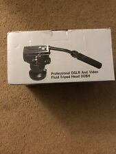 Orsda Professional DSLR and Video Fluid Tripod Head 008H