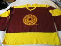 HITCHCOCK'S TAVERN HOCKEY VINTAGE 1990s ALLESON ATHLETIC JERSEY-XL ROCHESTER NY