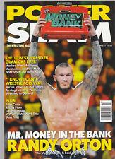 Revista Wrestling Slam, la potencia, 10 mejor trucos nunca, no 227