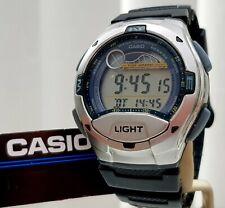 Casio Mens Digital Wrist Watch Blue, Tide Graph Sports, Illuminator Light (c19